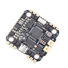 30,5X30,5mm JHEMCU GHF722AIO 40A MPU6000 F7 Flight Controller BLHELI_32 40A 4in1 ESC 3-6S für RC FPV Racing Freestyle Drohnen