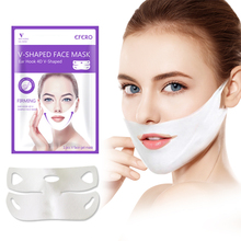 Women Lift Up V Face Chin Masks Lifting Firming Slimming Cheek Smooth Wrinkles Cream Neck Peel-off Bandage Mask