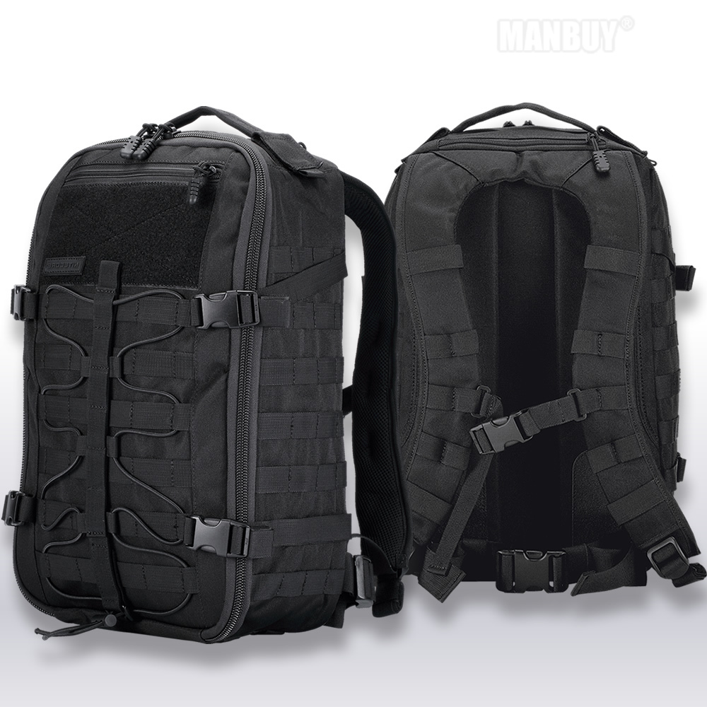 2020 NITECORE BP25 Outdoor Multi-purpose Backpack 25L Wearproof 1000D Nylon ToolBag Lightweight 4Side MOLLE System Free Shipping