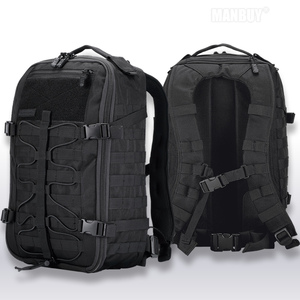 Image 1 - 2020 NITECORE BP25 Outdoor Multi purpose Backpack 25L Wearproof 1000D Nylon ToolBag lightweight 4Side MOLLE System Free Shipping