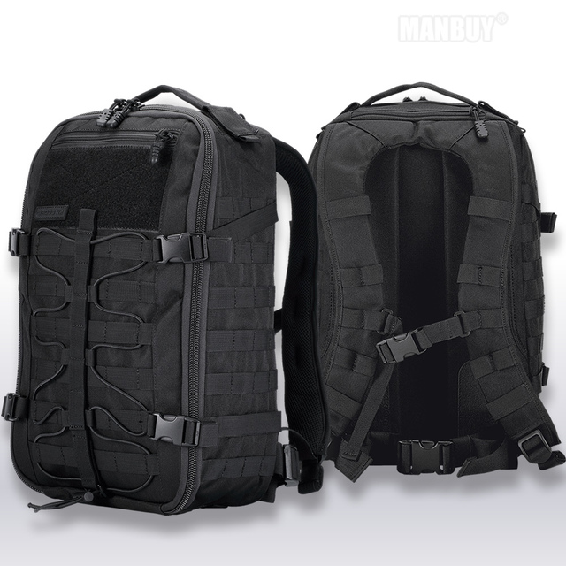 2020 NITECORE BP25 Outdoor Multi purpose Backpack 25L Wearproof 1000D Nylon ToolBag lightweight 4Side MOLLE System Free Shipping