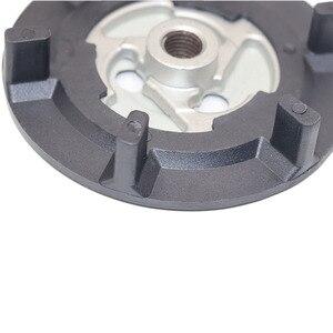 Image 4 - Auto air ac kompressor kupplung hub + gummi für 5SE09C 5SL12C 5SEU12C 6SEU14C 6SEU17C 7SEU17C FÜR VW AUDI BMW SKODA SITZ
