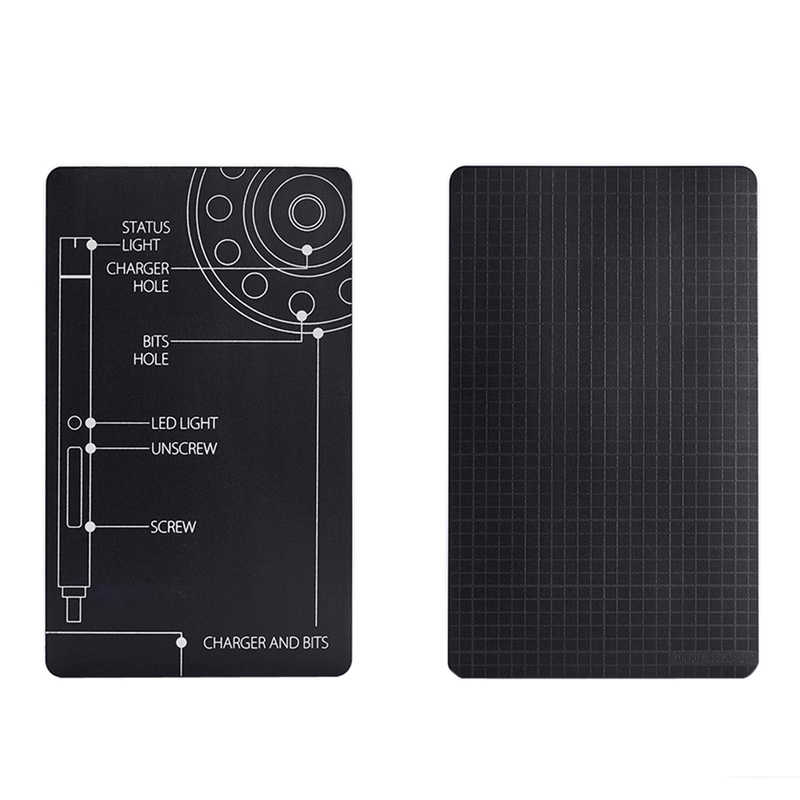 Wowstick A1 מיני אלחוטי חשמלי מברג עבור טלפון נייד מצלמה תיקון כוח כלים מיני חשמלי מקדח