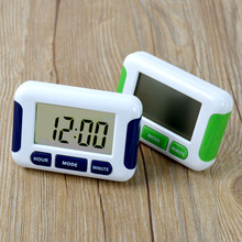 Countdown-Timer Alarm-Clock Multi-Kitchen Bell 5-Groups Noisy 12/24-Hours
