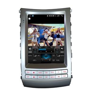 Image 5 - Tesla Style Android 8.0 9.7 Inch Car Radio For Fit HYUNDAI VERACRUZ Ix55 Navigation Gps Multimedia wifi interne