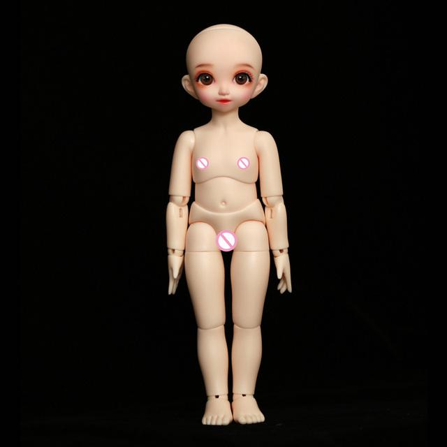 CP/Fairyland 1/6 Littlefee Rara BJD YOSD Joint Doll Body Model Girls  Toy Birthday Present