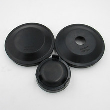 For Skoda Octavia 10 14 Headlight Back Cover Dust proof Waterproof Cover Rubber Cover Small 1pcs