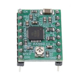 Image 4 - 100Pcs A4988 Module Cnc 3D Printer Onderdelen Accessoire Reprap Pololu Stepper Motor Driver Module Met Heatsink Voor Ramps 1.4
