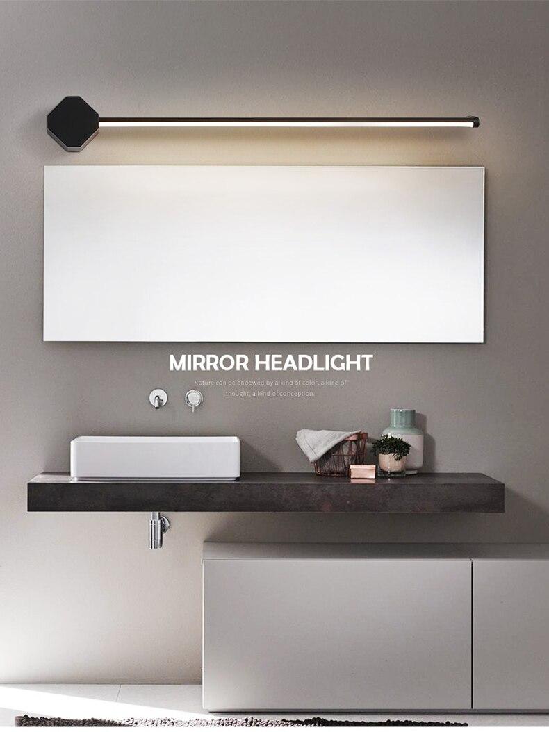LED镜前灯卫生间简约浴室化妆灯具梳妆台灯饰洗手间厕所壁灯镜灯-tmall_01