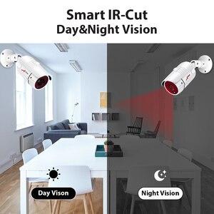 Image 5 - ANRAN Kit de vidéosurveillance DVR 8CH, Kit de caméras de sécurité analogique HD DVR, pour lintérieur et lextérieur, Vision nocturne infrarouge 1080P