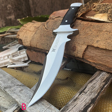 New Tactical Fixed Blade Knife Straight Knives Outdoor Camping Fishing Knife Hunting Knives Multifunction Hand Tools
