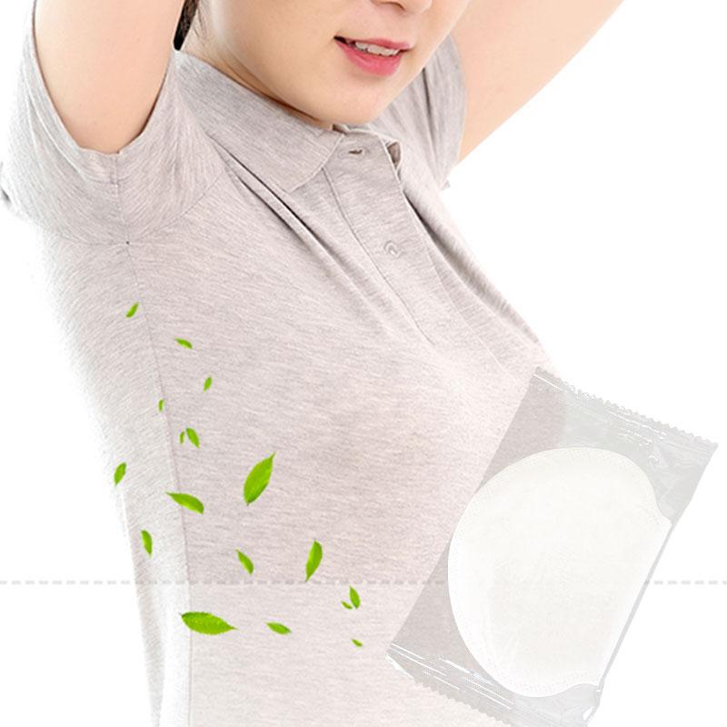 60pcs Underarm Sweat Pads For Men Women Comfortable Adhesive Sweat Free Armpit Protection  @ME88