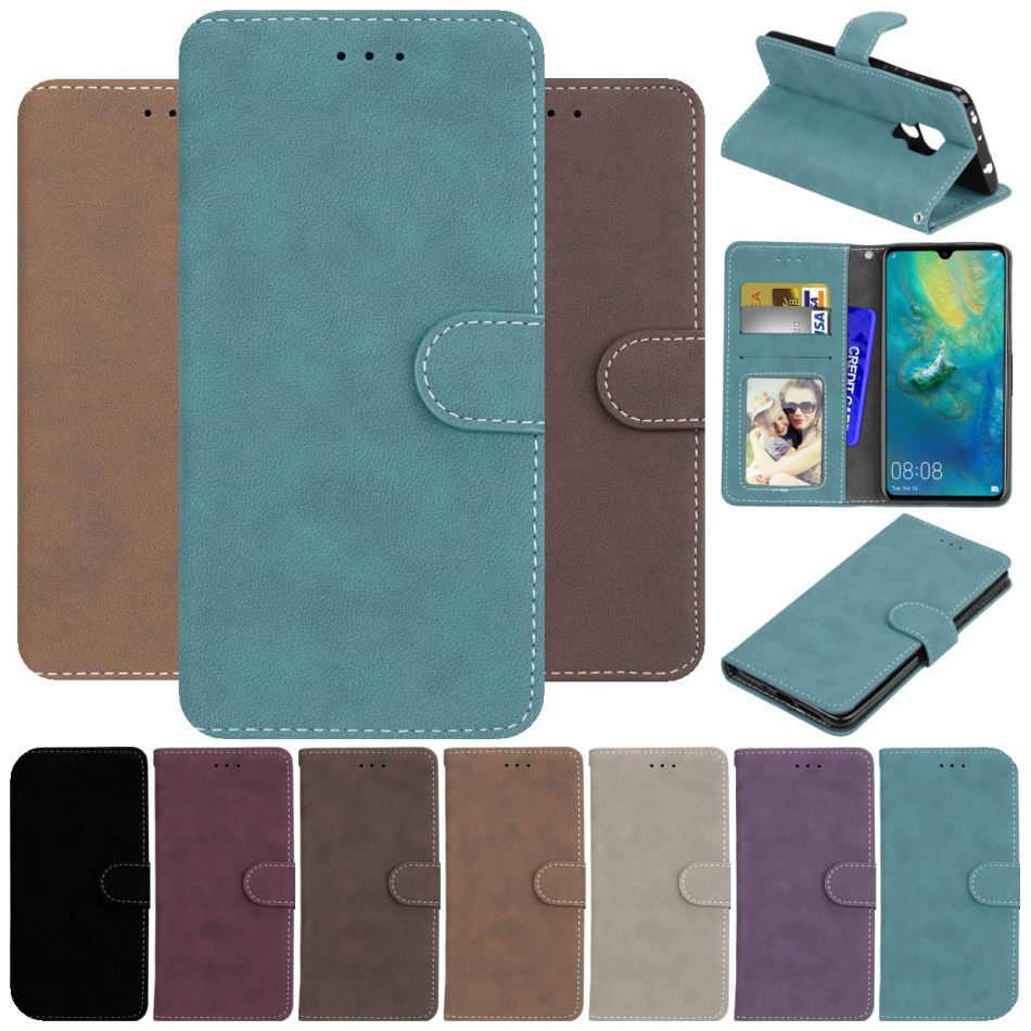 Holster Matte Book Cases For Nokia 2 3 5 6 7 2017 8 Sirocco N 435 520 535 550 625 630 640 640XL 650 830 850 930 950 950XL P08H image