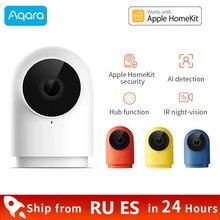 Kamera Xiaomi Aqara G2 Gateway Edition G2H inteligentna kamera Zigbee Wifi bezprzewodowa kamera wideo 1080P kamera nocna na podczerwień