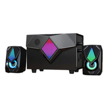bluetooth speaker computer speaker subwoofer multimedia Home Theate LED Light USB Power Supply For PC  desktop Laptop Speaker