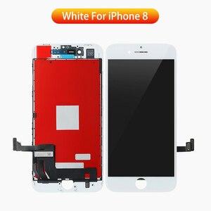 Image 4 - 10 قطع درجة AAA + استبدال شاشة تعمل باللمس محول الأرقام الجمعية LCD آيفون 5 5s 6 6S 7 8 Plus العرض