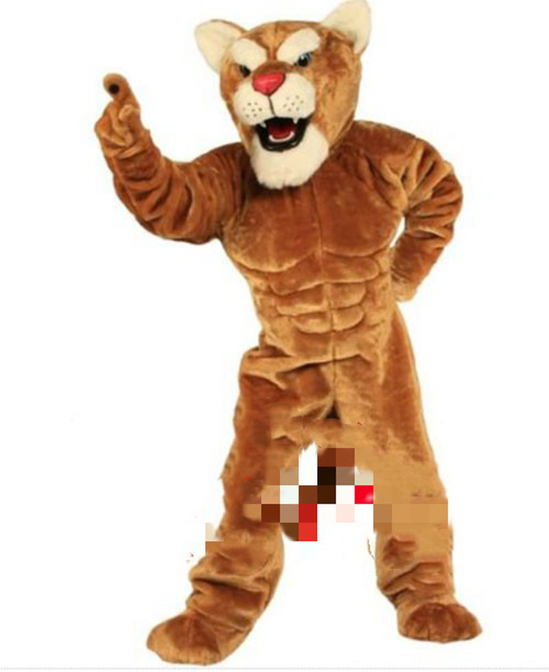 Tiger Mascot Costume Suits Cosplay Party Game Dress Outfits  Clothing Advertising Promotion Xmas Easter Adults Fursuit