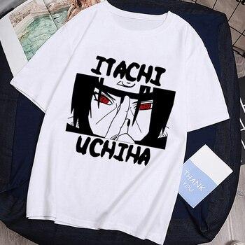 T Shirt Summer Naruto Men/women T-Shirt Hiphop Streetwear Camiseta O-Neck Harajuku Camiseta Mujer Funny T Shirt Top Tee Shirt men s o neck popuko and pipimi t shirt yakuza pop team epic tee shirt vintage t shirt cotton s 6xl camiseta