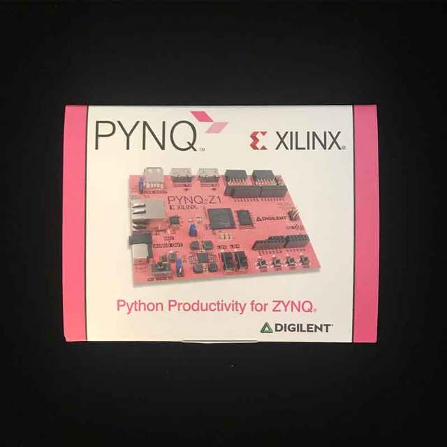 1 pcs x PYNQ Z1 Python Productivity for Zynq 7000 ARM/FPGA SoC Development Board with XC7Z020 1CLG400C
