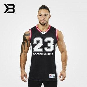 Новый летний модный Быстросохнущий сетчатый спортивный баскетбольный тренировочный жилет 2020