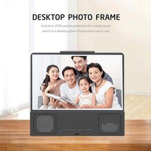 Image 5 - Universal 12 zoll 3D Telefon Bildschirm Verstärker Für iPhone Samsung Vergrößerungs Bildschirm Verstärker Handy Faltbare Steht Halter