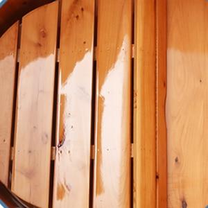 Image 5 - คุณภาพสูงอ่างอาบน้ำ Cask ผู้ใหญ่ Barrel อ่างอาบน้ำไม้ขนาดเล็กห้องน้ำอ่างไม้ Bath ที่ใช้ในครัวเรือน Barrel อ่าง