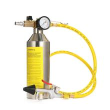 Car Air Conditioning Pipe Cleaning Machine Refrigeration System Stainless Pipeline Washer Tool Washer Bottle