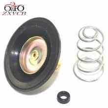 for GL500 CX500 XL500S XR500 XR500R CB650 CB650C GL CX XL XR CB 650 500 S R C Carburetor Air Cut-Off Valve Kit Diaphragm Springs