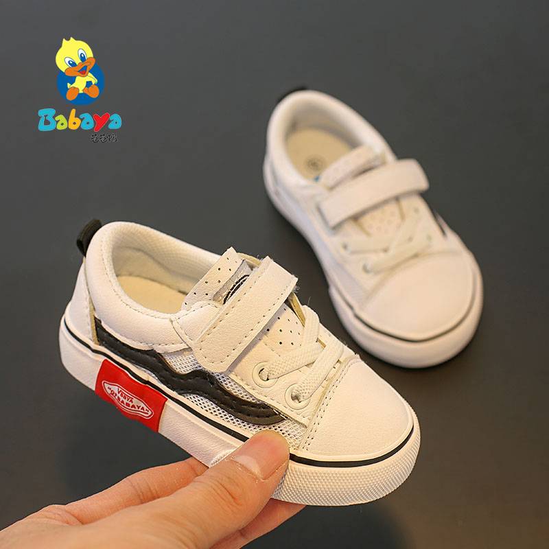 Baby Shoes Girls Boys 1-3 Years Old Net Breathable Toddler Shoes White 2019 Spring Summer New Baby Casual Shoes Boy