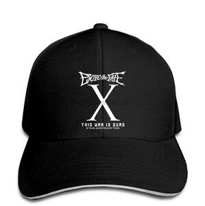 Es cap e The Fate-This War Is Our 10th anniversary AU Tour Мужская бейсболка (черная) бейсболка женская кепка