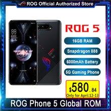 Telefono Asus ROG 5 5G 6.78