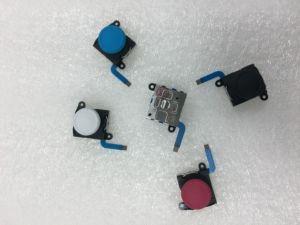 Image 2 - 10 قطعة/الوحدة الأصلي جديد عصا التناظرية ثلاثية الأبعاد Joycon تحكم المقود الإبهام العصي الاستشعار استبدال ل NS التبديل و لايت