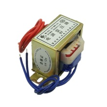 EI48 * 26 трансформатор питания 12 Вт/ва 220 В до 9 в 1.2A AC AC12V 1200ма