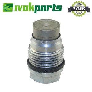 Image 5 - Válvula de alívio pressão hidráulica do trilho combustível limitador para hyundai libero porter H 1 kia sorento 2.5 crdi 1110010017 f00r000741