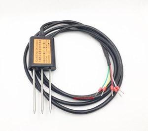 Image 4 - Capteur de sol 3 en 1 conductivité + température + humidité/capteur de conductivité du sol RS485/capteur de température et dhumidité du sol