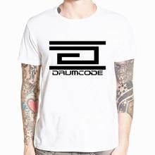 T-shirt à col rond pour hommes, vêtement de rue, de grande taille, avec le code de la tambour record d'adam Beyer, de la technologie suédoise Slam,Joey beltrumm, Maceo duplex