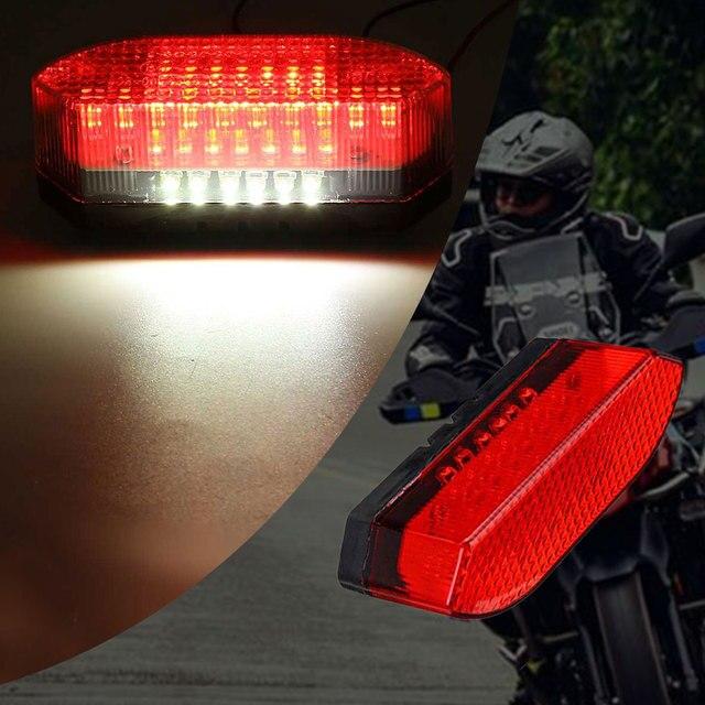 Фото задний фсветильник для мотоцикла велосипеда 30 светодиодов цена