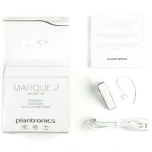 Image 5 - Plantronics originale MARQUE 2 M165 auricolare Bluetooth Mobile controllo vocale con microfono cancellazione del rumore per Xiaomi Sumsung S10
