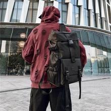 Модный корейский рюкзак в стиле Харадзюку для женщин и мужчин