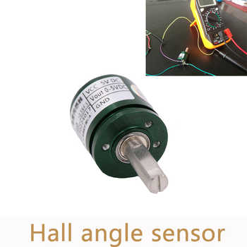 5pcs/lot Non-contact Hall Angle Sensor 0-360 Degree Angular displacement Torque Rotation Angular displacement Sensor L25 - DISCOUNT ITEM  10 OFF Electronic Components & Supplies