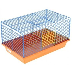 Клетка ЗооМарк №111 двухъярусная для грызунов, 36х24х23 см.