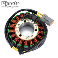 BJMOTO For Can am Outlander Max 650 500 570 800 R 1000 400 650 XT EFI Renegade 500 800 1000R Motor Ignition Magneto Stator Coil