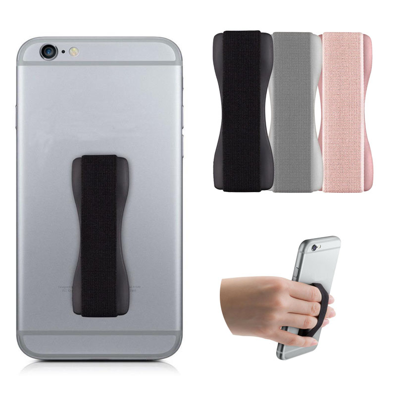 1PC Finger Bandage Grip Love Handle Single Hand Operator For Mobile Phone/Tablet/E-reader Easy To Use
