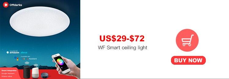 Hd1fdd02e6fd749e5b17c41f7156289d38 Modern LED ceiling Lights home lighting 25W 36W 52W APP Bluetooth Music light bedroom lamps Smart ceiling lamp