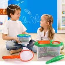 Besegad детская игрушка для поиска насекомых включает в себя