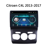 auto radio For Citroen C4 C4L car DVD Player 2013 2014 2015 2016 GPS navi system support wifi Carplay SWC Android 8.1 no 2 din