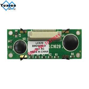 Image 2 - LCD modul 16*2 1602 mini kleine charakter LC1629 statt OM16213 FMA16213 LMB162X PC1602 K PC1602L freies schiff