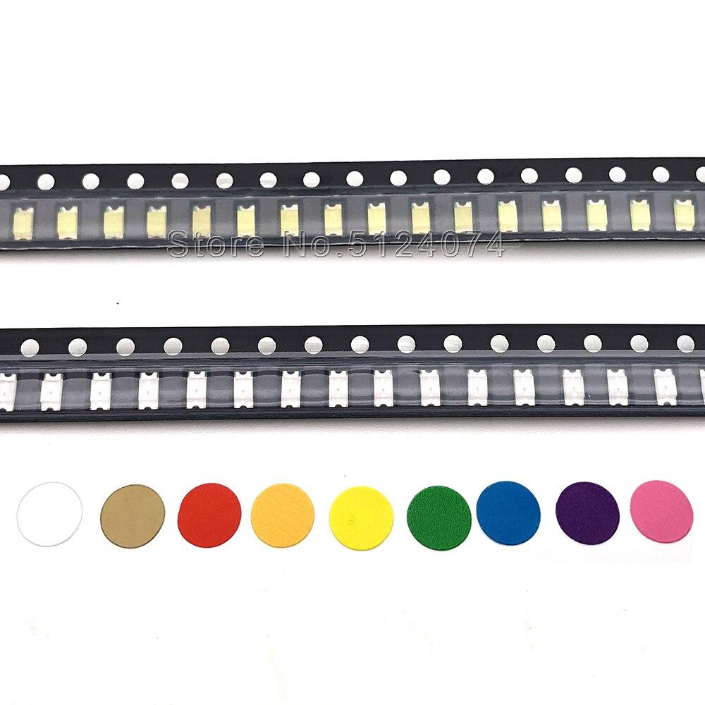 SMD//SMT LED 0603 0805 1206 White Red Blue Green Yellow,Orange,Pink,WarmWhite,U//V