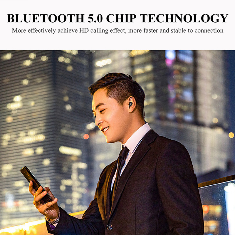 Features: Bluetooth 5.0 master control chip, support handsfree date connection in 10m. Can talk, listening…