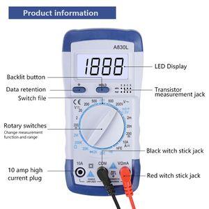 Image 3 - Handskit 90W 220V 110V Digital Soldering Iron kit Electric Soldering Iron with Multimeter Set  5pcs Soldering Tips Welding Tools